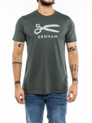 Kleinigkeit / Scissor t-shirt ash grey
