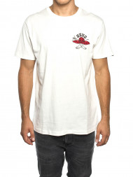 Deus Ex Machina / Big toe tee vintage white