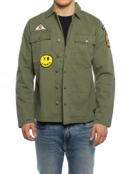 Levi's / Devers shirt military green