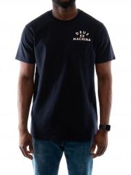 MOSS Copenhagen / Canggu pocket t-shirt blue