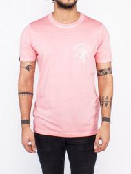 CALVIN KLEIN / Fan of japan t-shirt rose