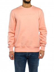 distorted people / Black tribe sweater creampuff