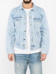 BLONDE NO.8 / Dwight jeans jacket light retro