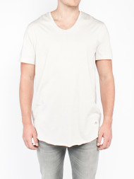 IMPERIAL / Alloy t-shirt dry white