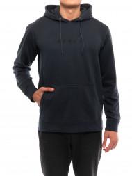 SAMSØE & SAMSØE / Katakana hoodie faded grey