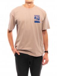 EDWIN / Mountain t-shirt grey
