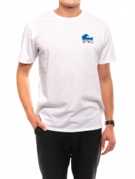 EDWIN / The wave t-shirt white