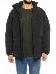 Embassy of Bricks and Logs / Union down jacket black