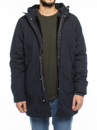 Embassy of Bricks and Logs / Stanley parka dk navy
