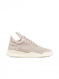 adidas / Low top ghost lane sneaker off white