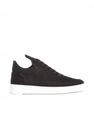 FILLING PIECES / Low top ripple sneaker black