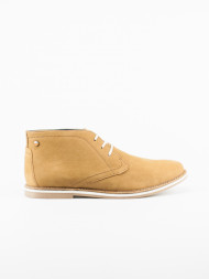 FRANK WRIGHT / Bath lace-up shoes tobacco oxid