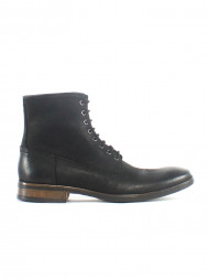 RED WING SHOES / Cleef boots black leather