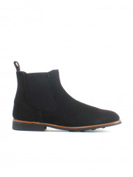 FRANK WRIGHT / Hopper boots black suede