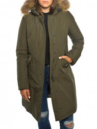 minimum / Fundy bay parka lg army