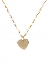/ Love necklace gold