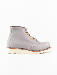 RED WING SHOES / 6inch moc original boots grey boundary