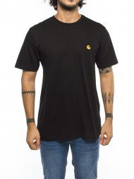 SELECTED HOMME / Chase t-shirt black