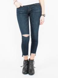 Diesel / Skinny cropped jeans disguise destruct