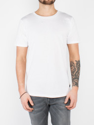 URBAN CLASSICS / Scanner longshirt white