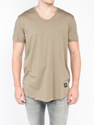 CHEAP MONDAY / Alloy t-shirt khaki cream