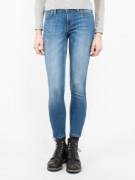 DAWN / Scarlett cropped jeans blue