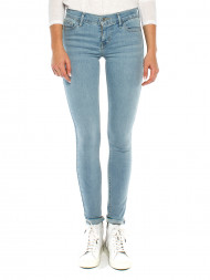 DR. DENIM / 710 super skinny jeans mid blue