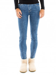 Levi's / 721 highrise skinny jeans charged up