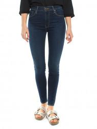 Levi's / Mile high skinny jeans jetsetter