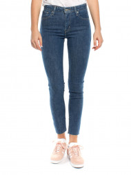 DAWN / 721 highrise skinny jeans charged up