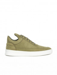 FILLING PIECES / Low top plain lane army green