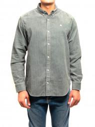 LES DEUX  / Madison cord shirt cloudy