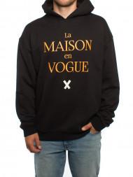 Maison030 / En vogue hoodie black