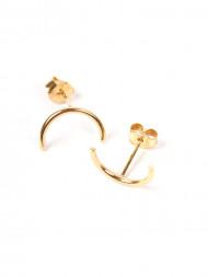 JUKSEREI / Marina ear stud gold