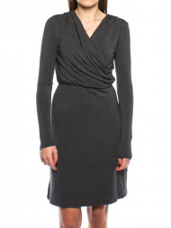 ROCKAMORA / Charlee gg luxe dress dk grey