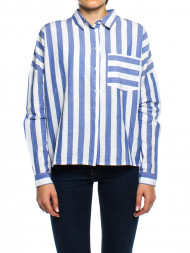 minimum / Terence cherrie blouse vista stripe