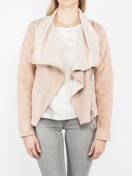 mbym / Valentine suede jacket crystal rose