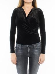 mbym / Lione rewind bodysuit black