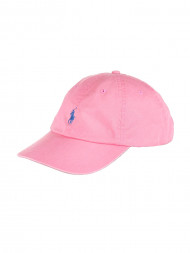 distorted people / Polo classic sport cap pink
