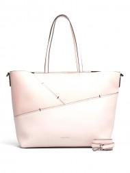 / Luna tote med staple bag soft pink