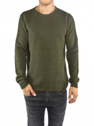 minimum / Reiswood 2.0 pullover racing green
