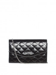 LOVE MOSCHINO / Borsa quilted shoulder bag black