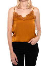 MOSS Copenhagen / Lity lace top cathay spice