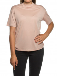 American Vintage / Carrie ss top mahagony rose