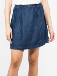 NATIVE YOUTH / Lyocell denim skirt indigo