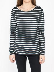 ROCKAMORA / Charlotte longsleeve blue striped