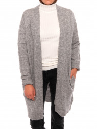MARIE SIXTINE / Nor cardigan grey mel