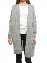 SAMSØE & SAMSØE / Nor cardigan grey mel