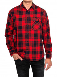 Nudie Jeans co / Stan flanell shirt check