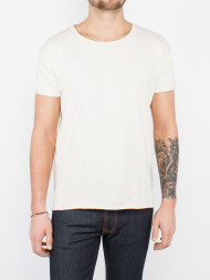 Nudie Jeans co / Roger t-shirt off white